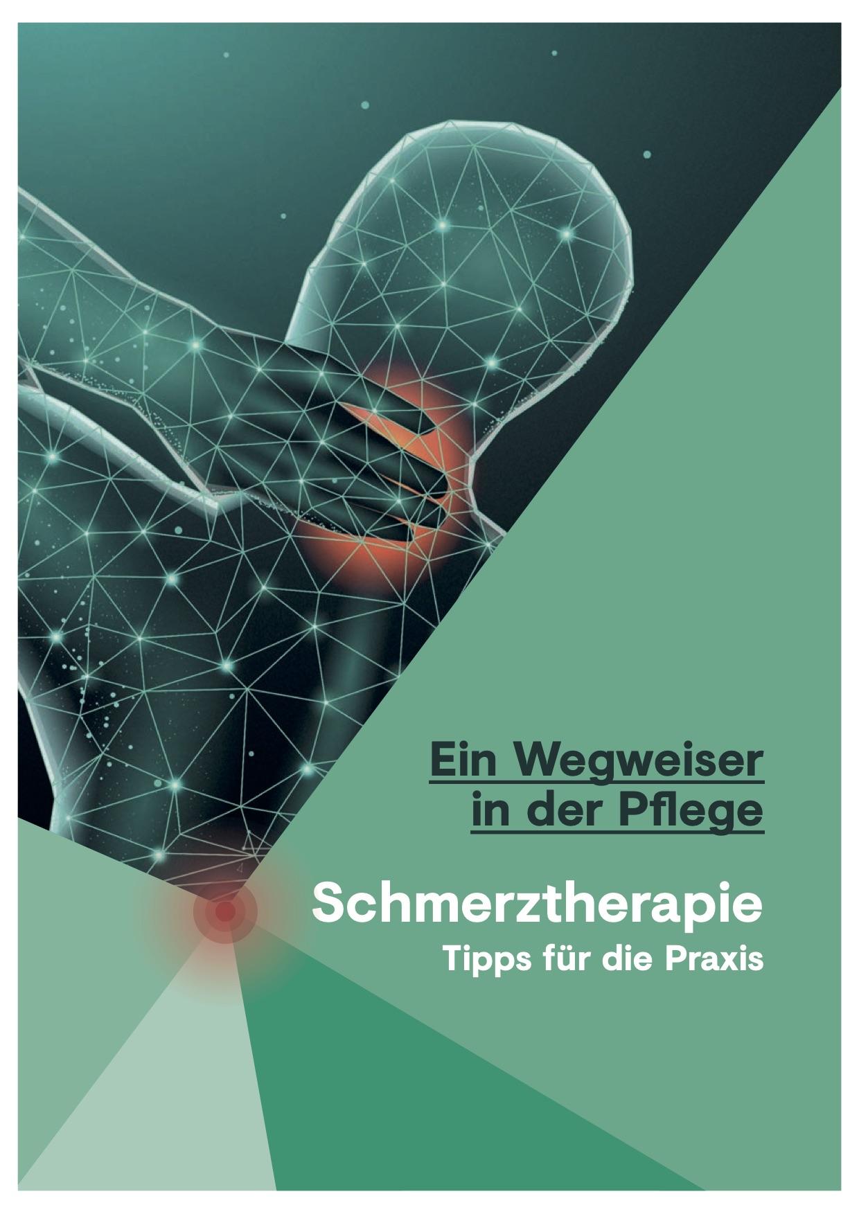 """""""Schmerztherapie: Tipps für die Praxis – Ein Wegweiser in der Pflege"""" von Prim. Univ.-Prof. Dr. Likar und OÄ Dr. Stromer"""