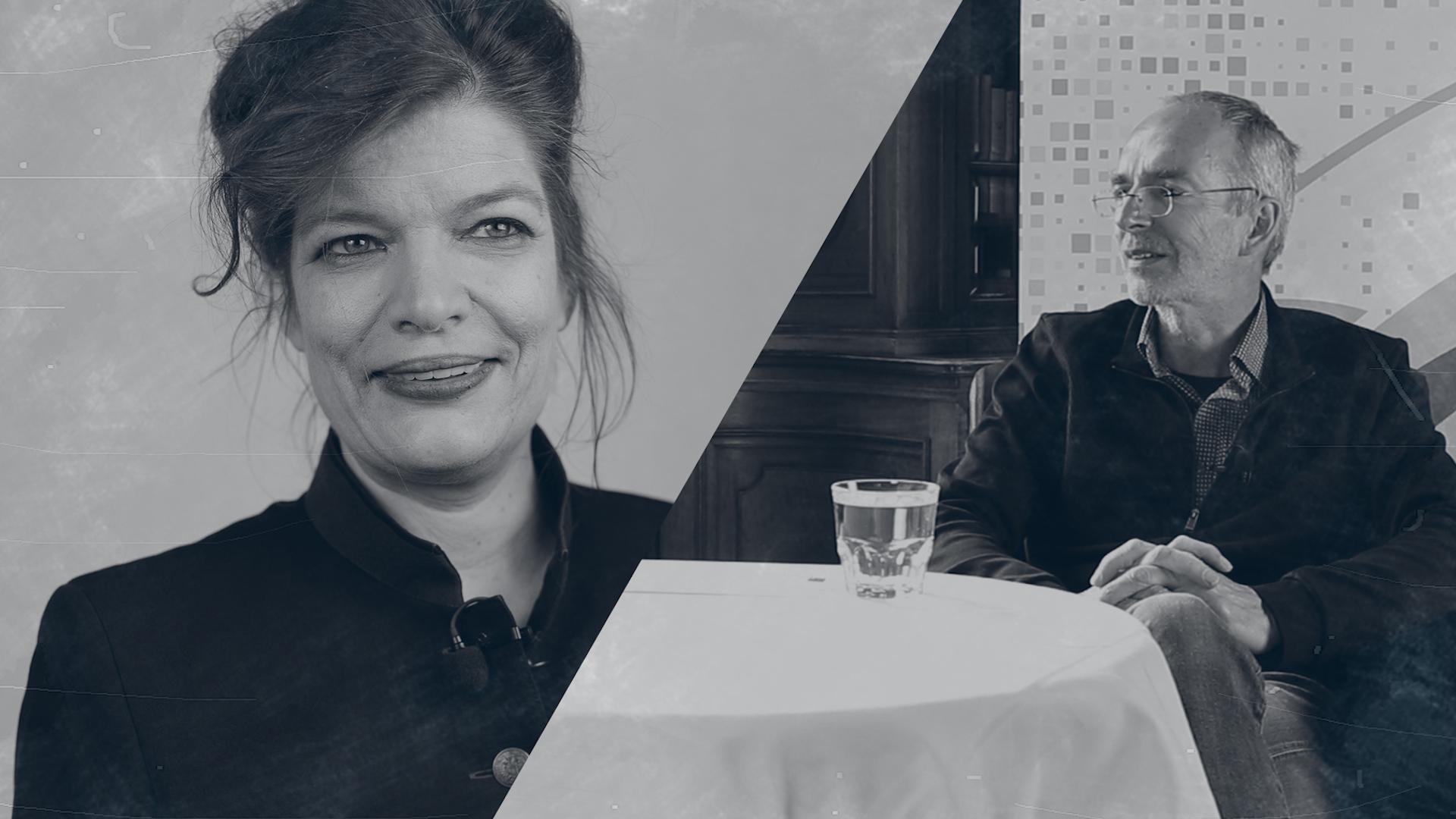 Talk im Schloss – Harald Stefan im Gespräch mit Esther Matolycz