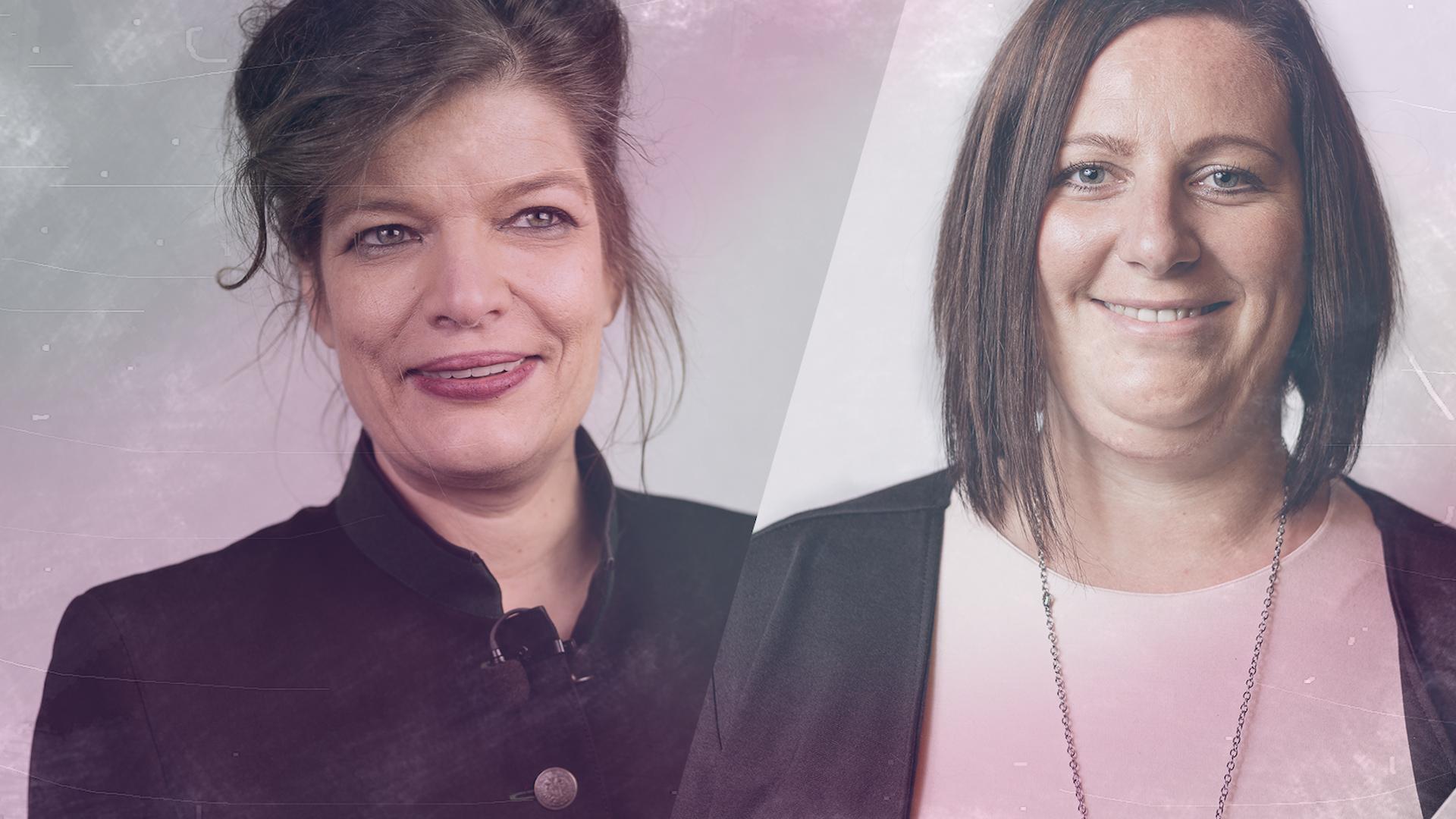 Talk im Schloss – Heike Digruber im Gespräch mit Esther Matolycz