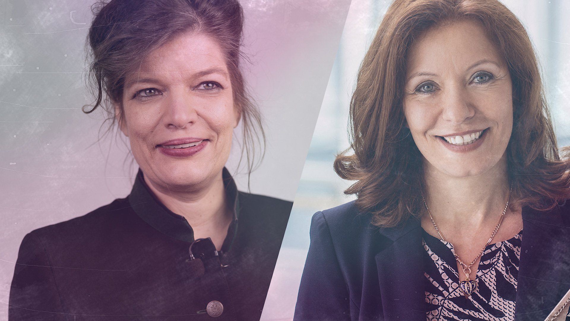 Talk im Schloss – Evelyn Kölldorfer-Leitgeb im Gespräch mit Esther Matolycz