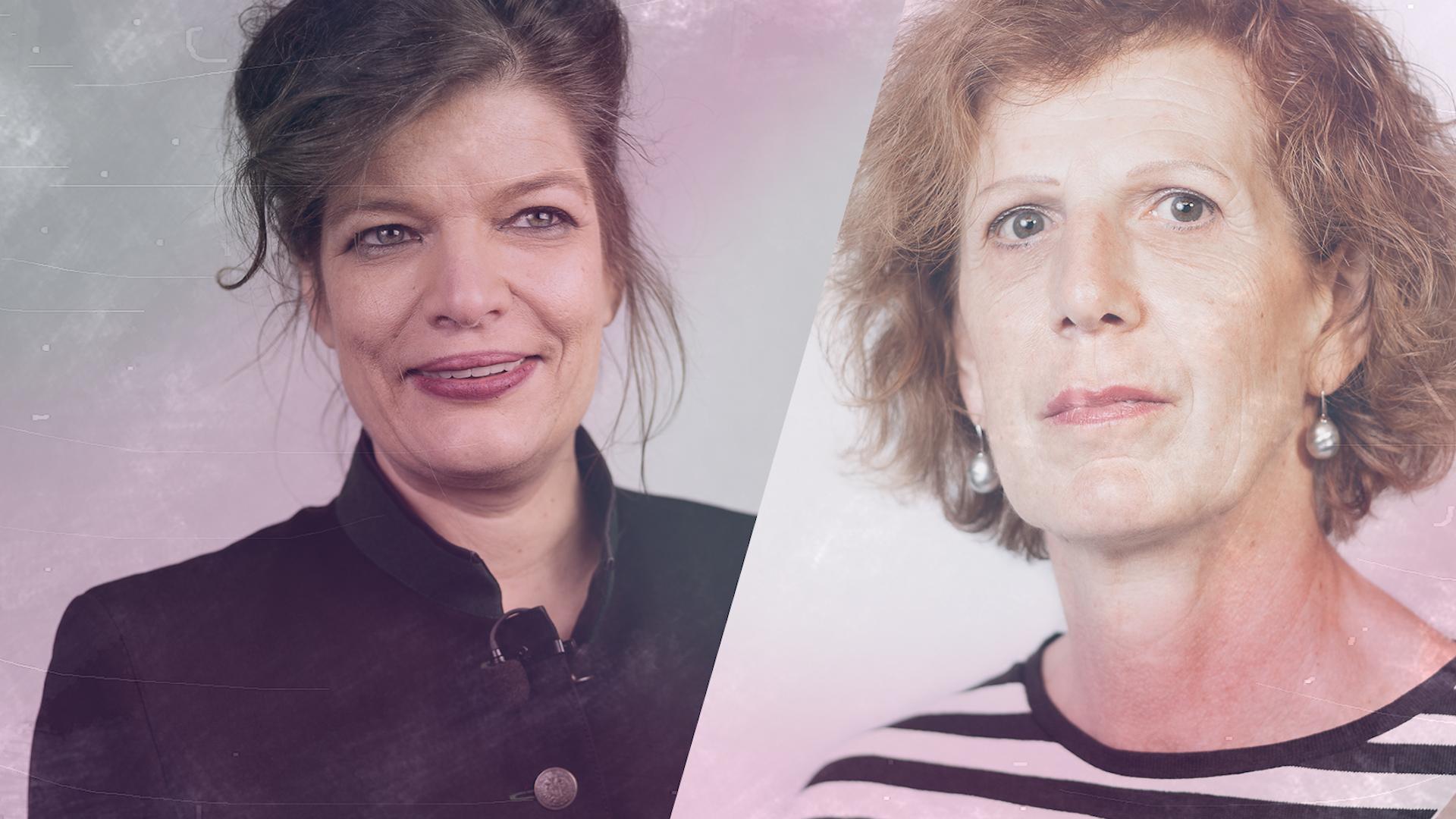 Talk im Schloss – Ramona Rosenthal im Gespräch mit Esther Matolycz
