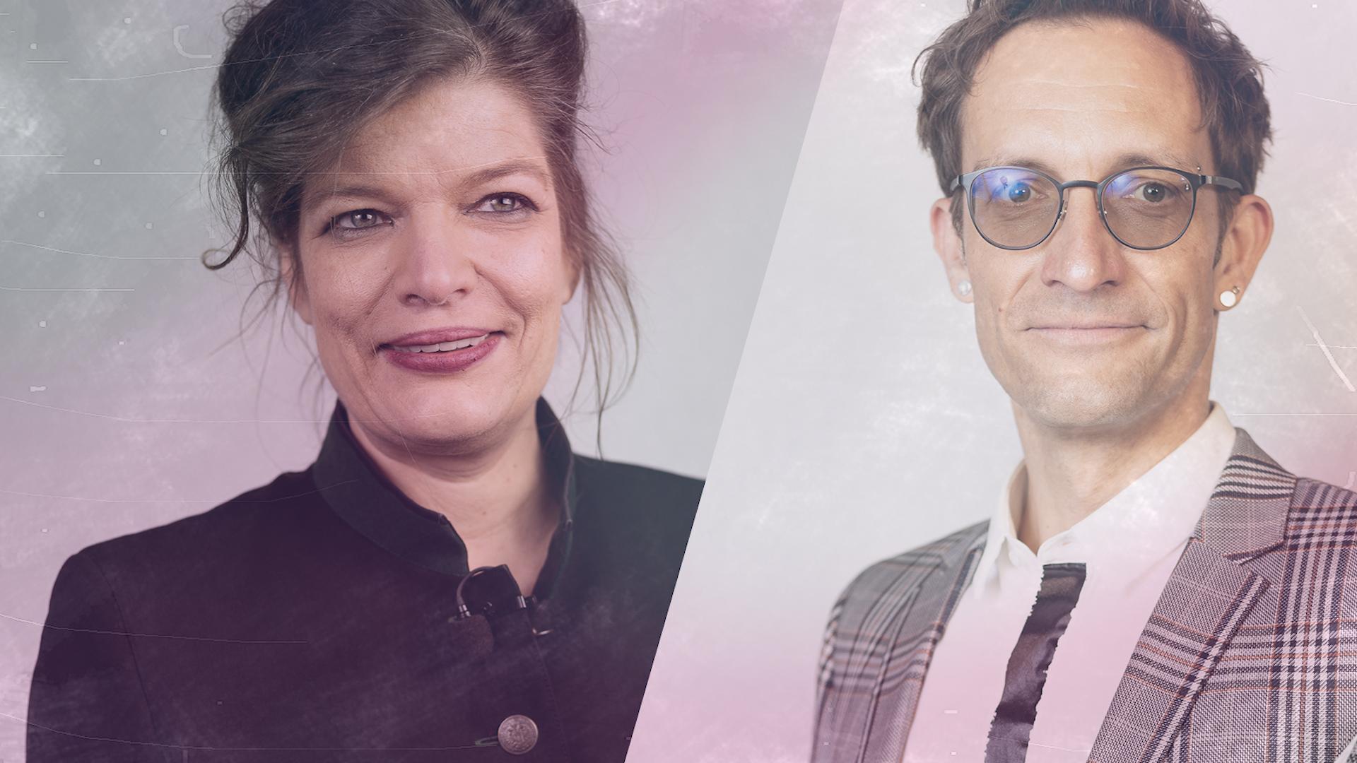 Talk im Schloss – Roman Breuer im Gespräch mit Esther Matolycz
