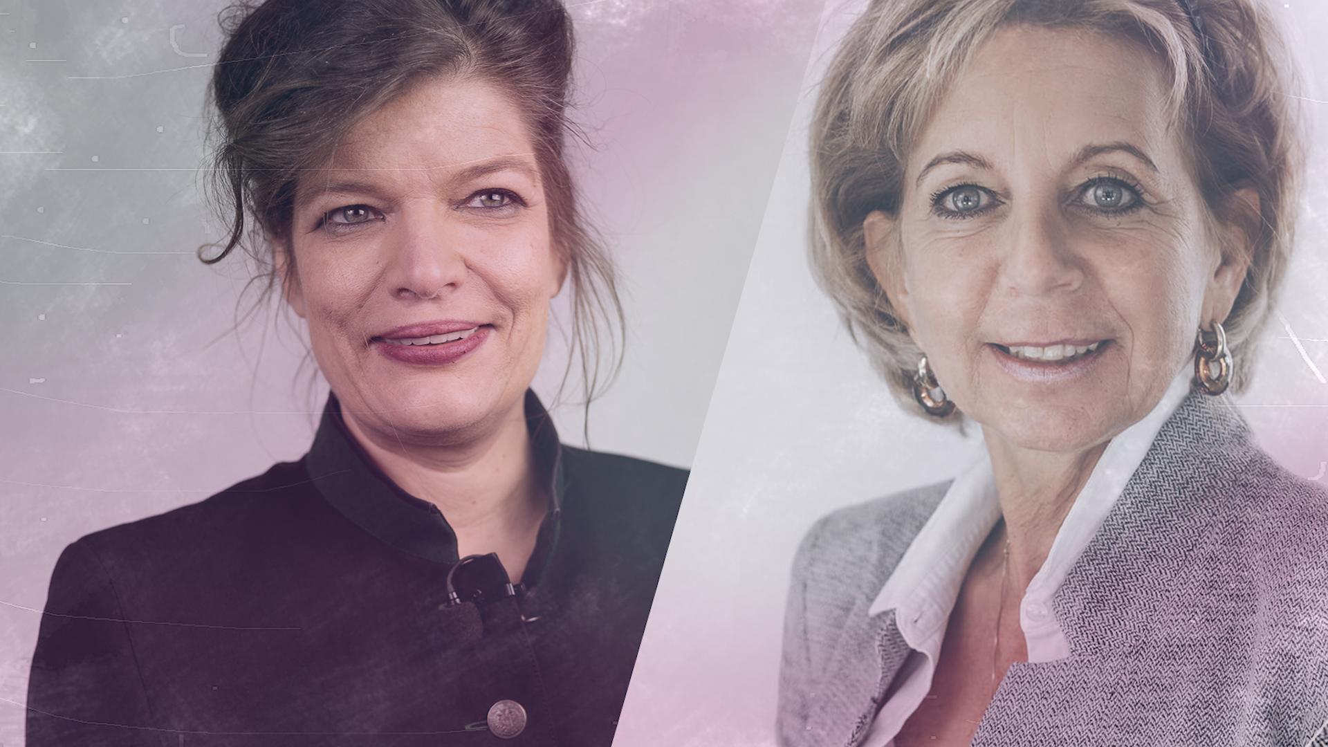 Talk im Schloss – Marianne Fehringer im Gespräch mit Esther Matolycz