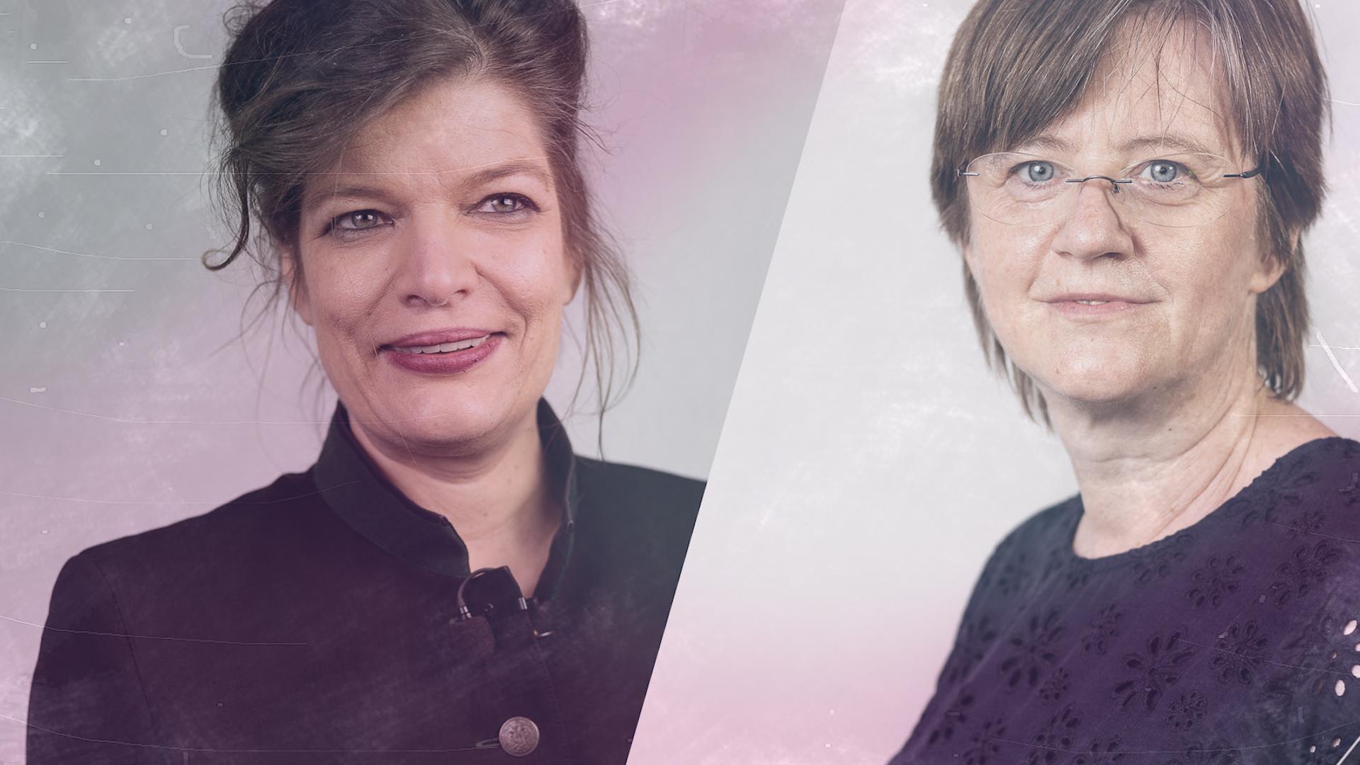 Gartengespräche – Christine Fichtinger im Gespräch mit Esther Matolycz