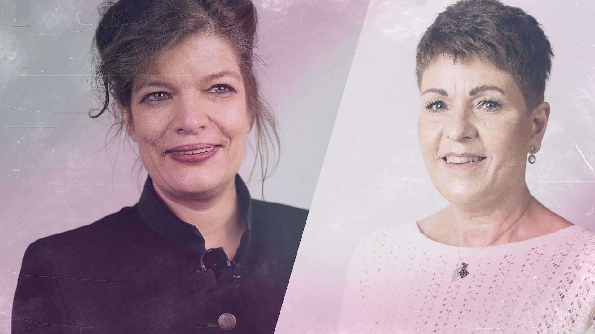Talk im Schloss – Gabriela Hackl im Interview mit Esther Matolycz
