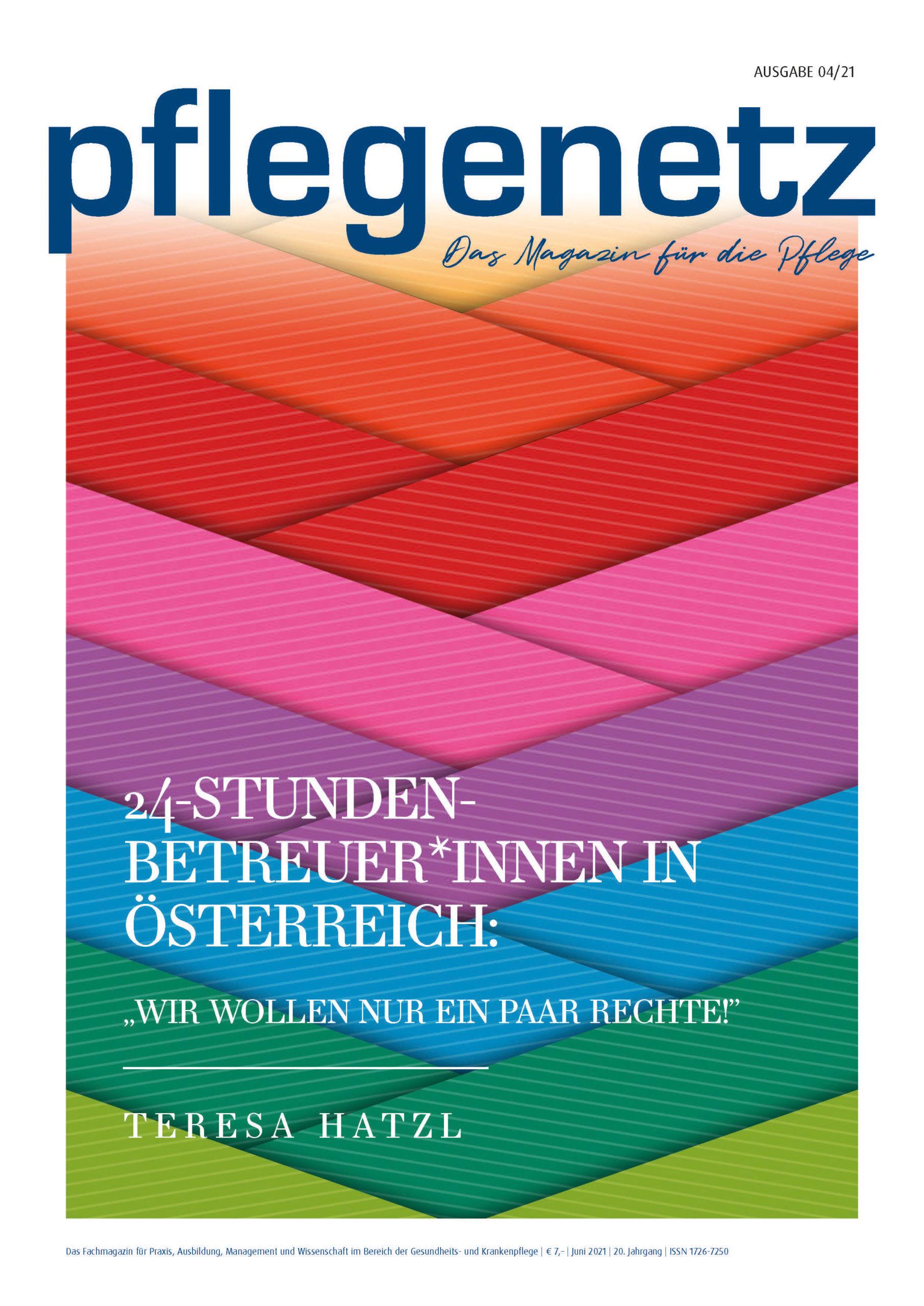 pflegenetz.magazin 04/21