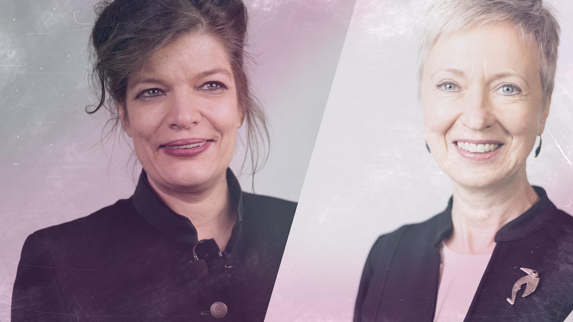 Talk im Schloss – Hanna Mayer Gespräch mit Esther Matolycz